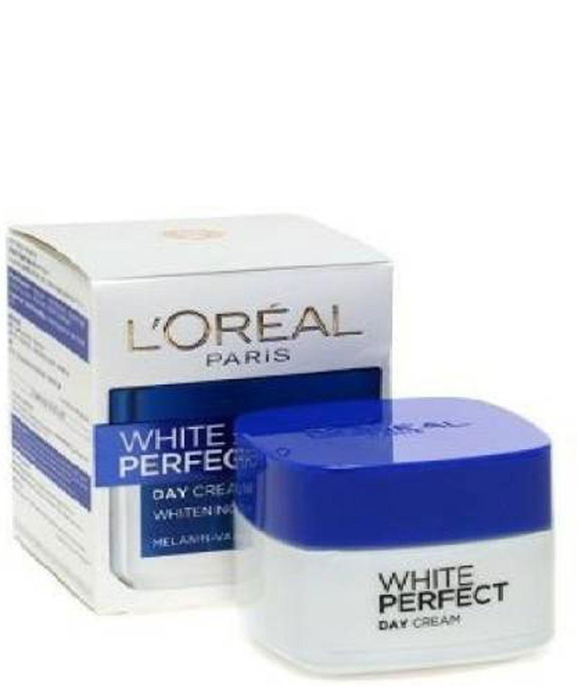 L`Oreal Paris White Perfect Day Cream, 50ml