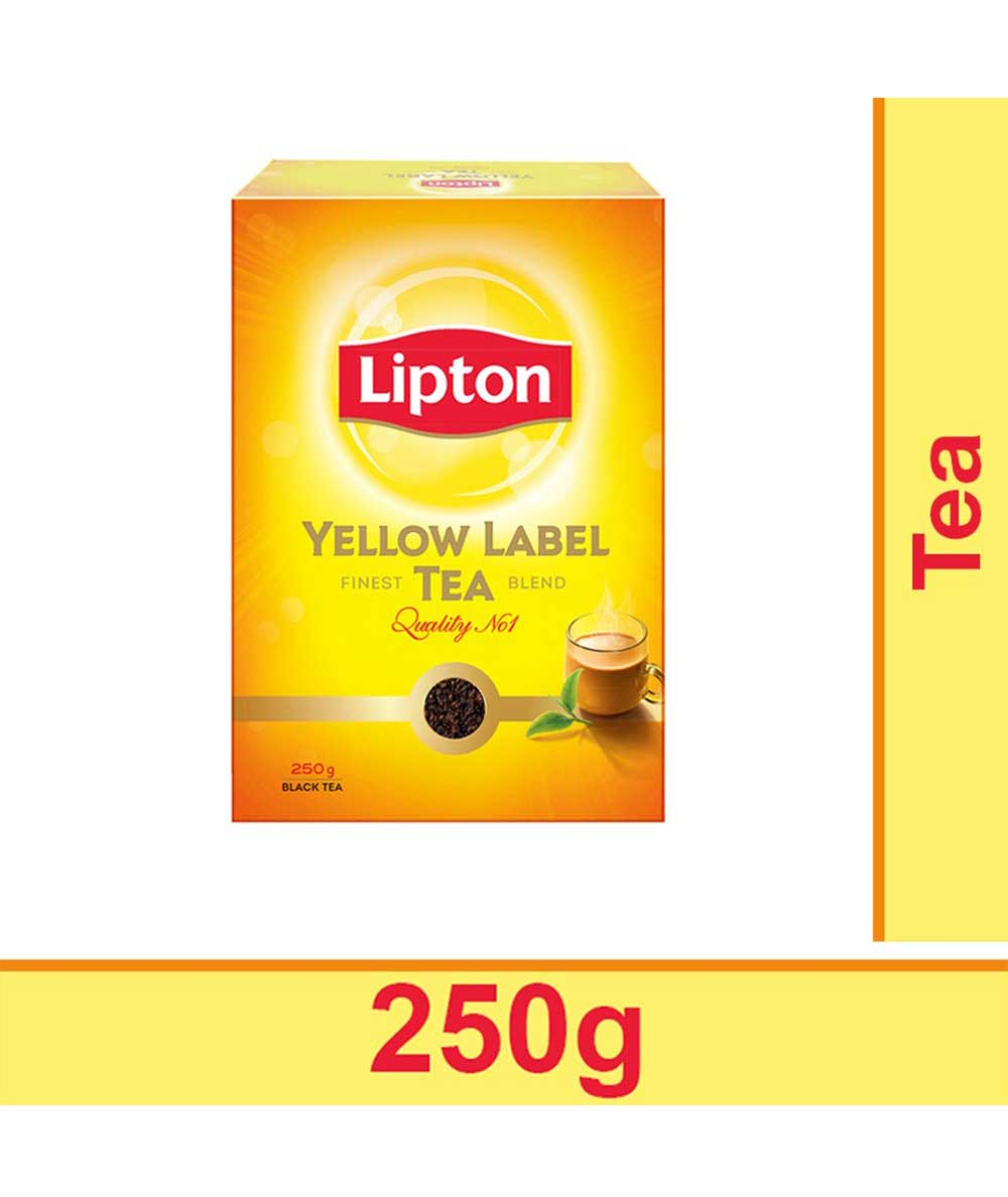 Lipton Yellow Label Tea, 250g powder
