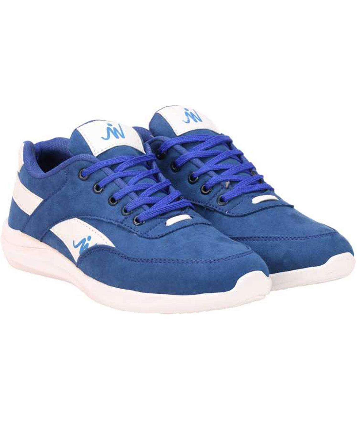 M-RBUK WALKING SHOES FOR MEN (BLUE)