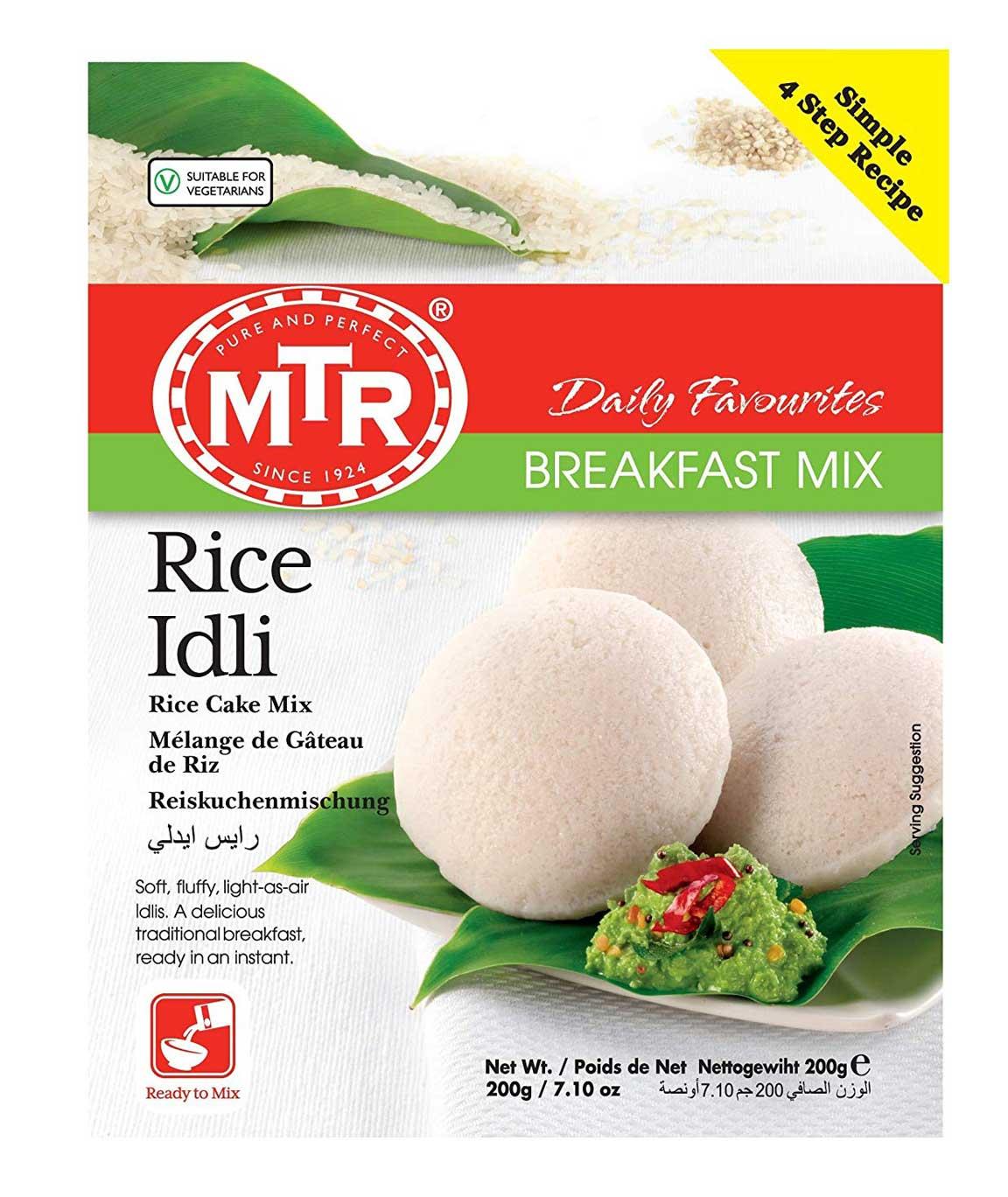 MTR Breakfast Mix Rice Idli, 200g