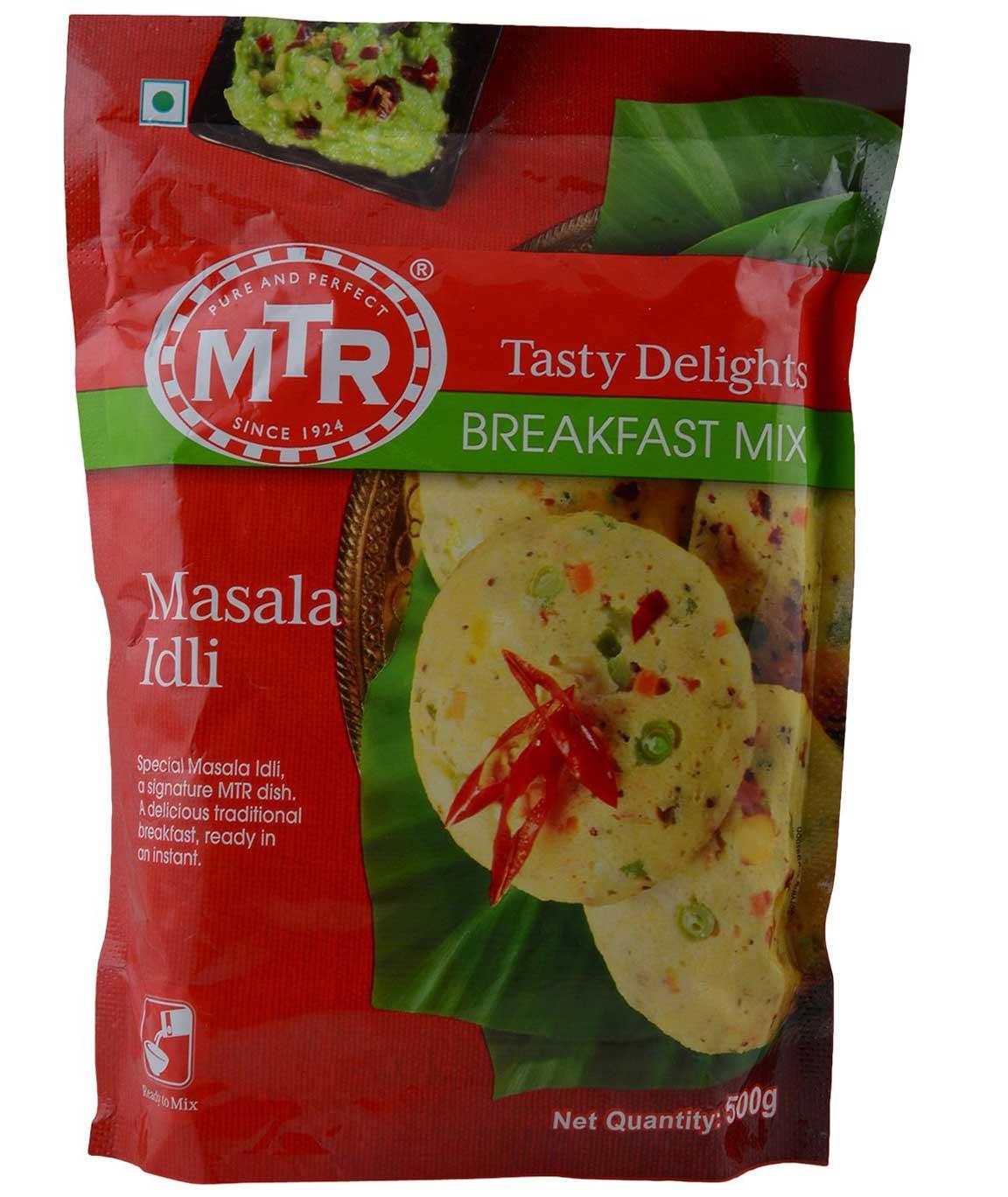 MTR Masala Idli Breakfast Mix, 500g