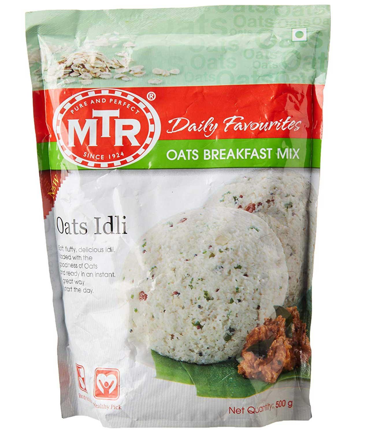 MTR Oats Idli Breakfast Mix, 500g