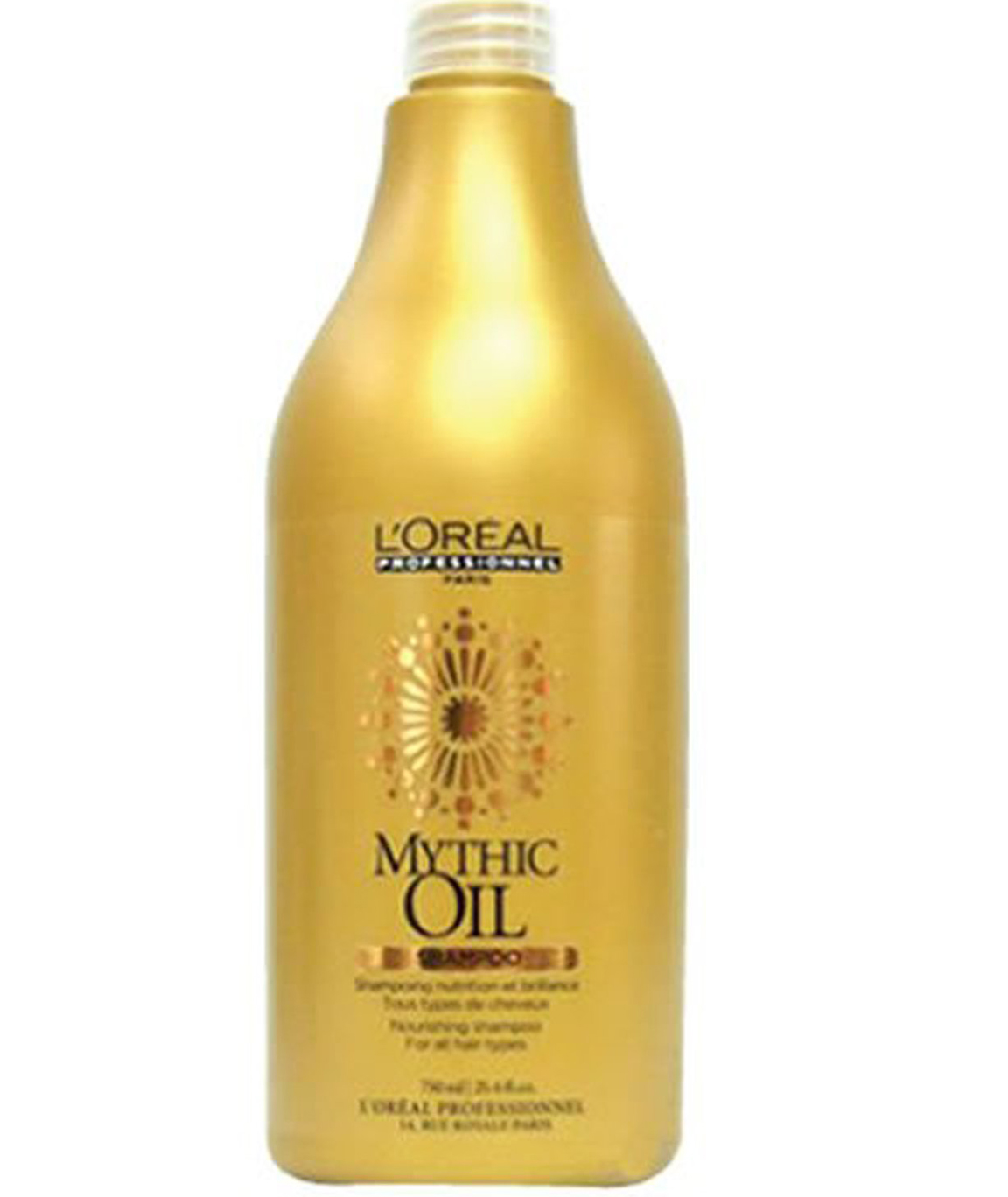 Mythic Oil Nourishing Shampoo (For All Hair Types) 750ml/25.4oz