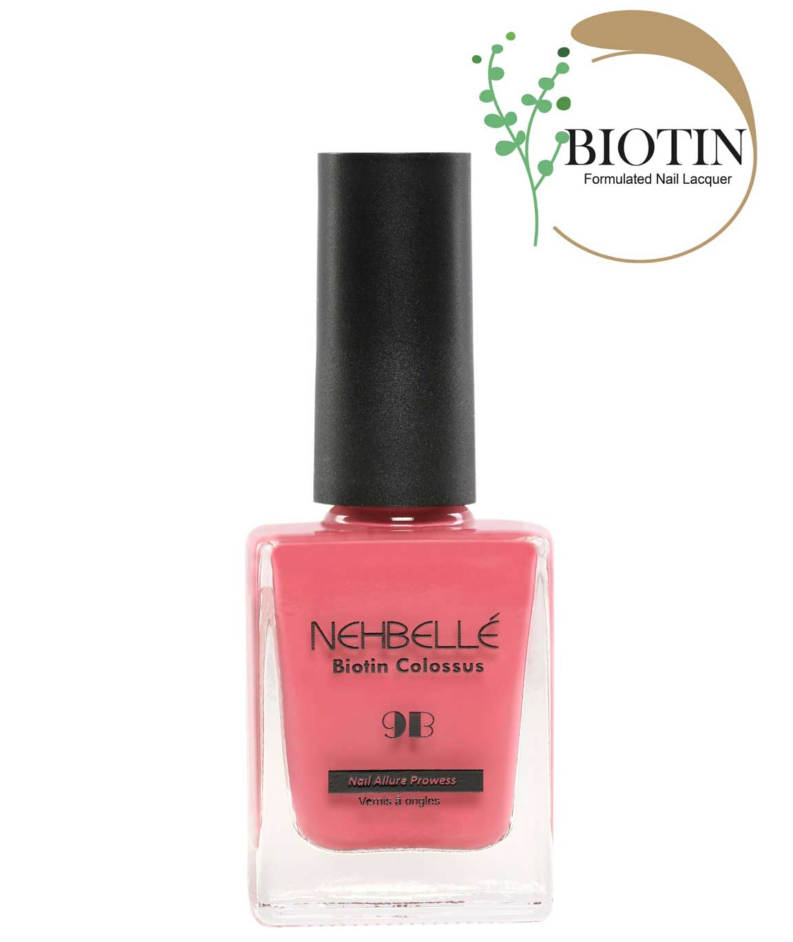 NEHBELLE NAIL LACQUER 575 IMMATURITY