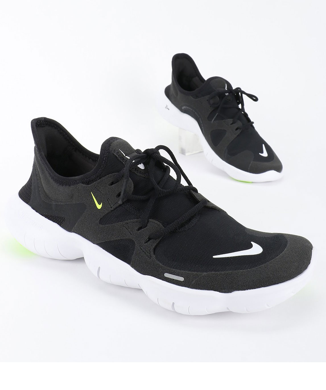NIKE FREE RN 5.0 LACE-UP SPORTS SHOES