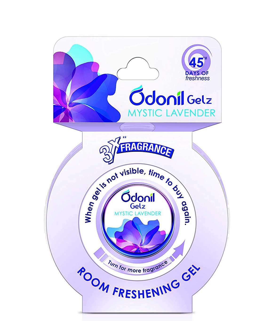 Odonil Gel Air Freshener Lavendar - 75 g