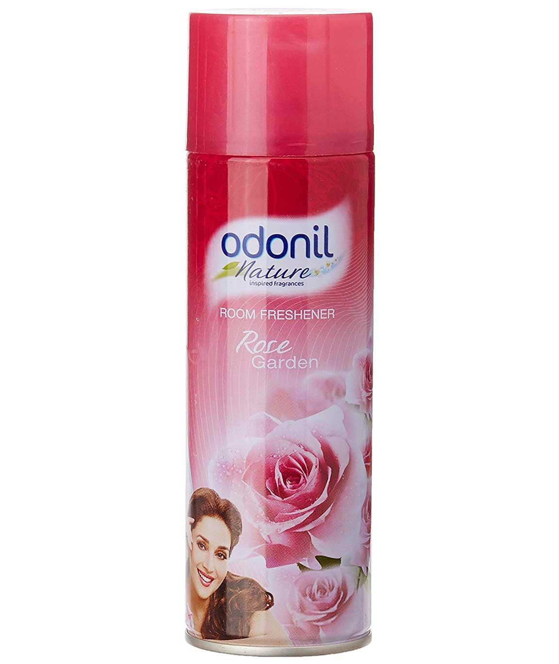 Odonil Room Spray Home Freshener 140gm Rose