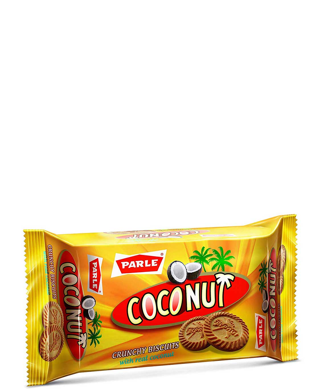 Parle Coconut Crunchy Biscuit, 108g