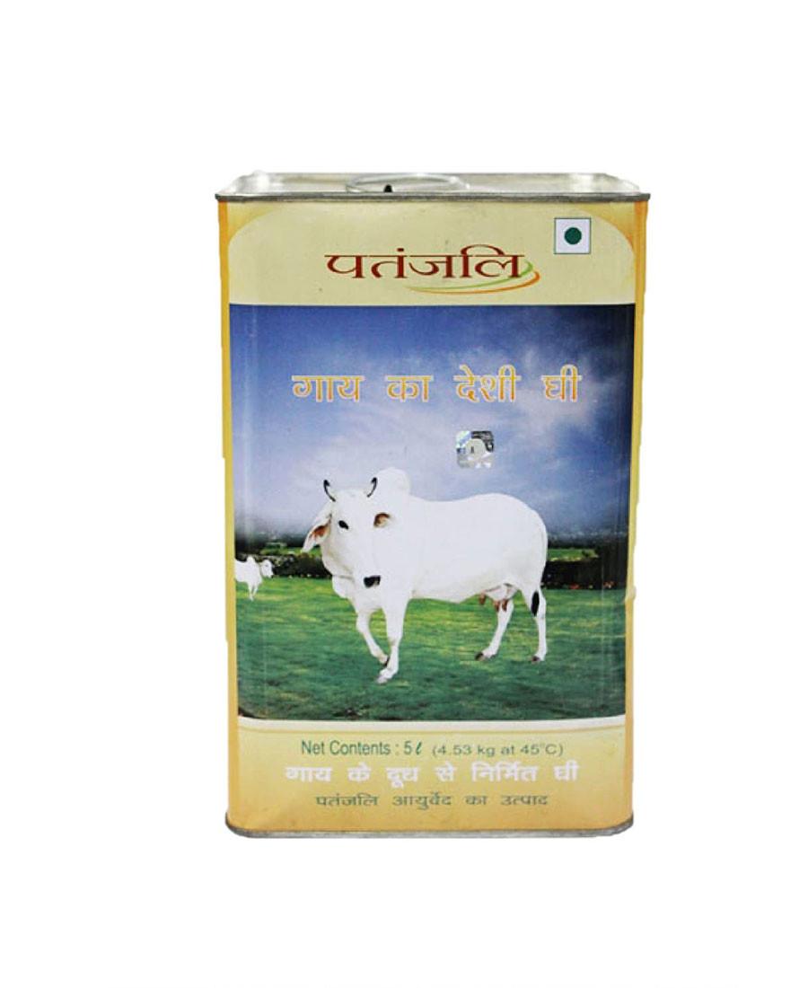 PAT COW GHEE 5LT