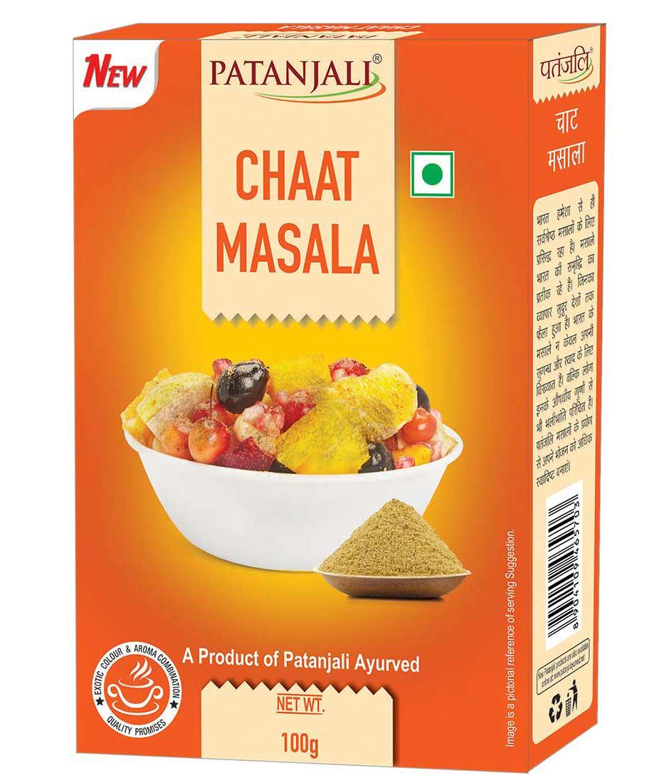 Patanjali Spice Chat Masala, 100g