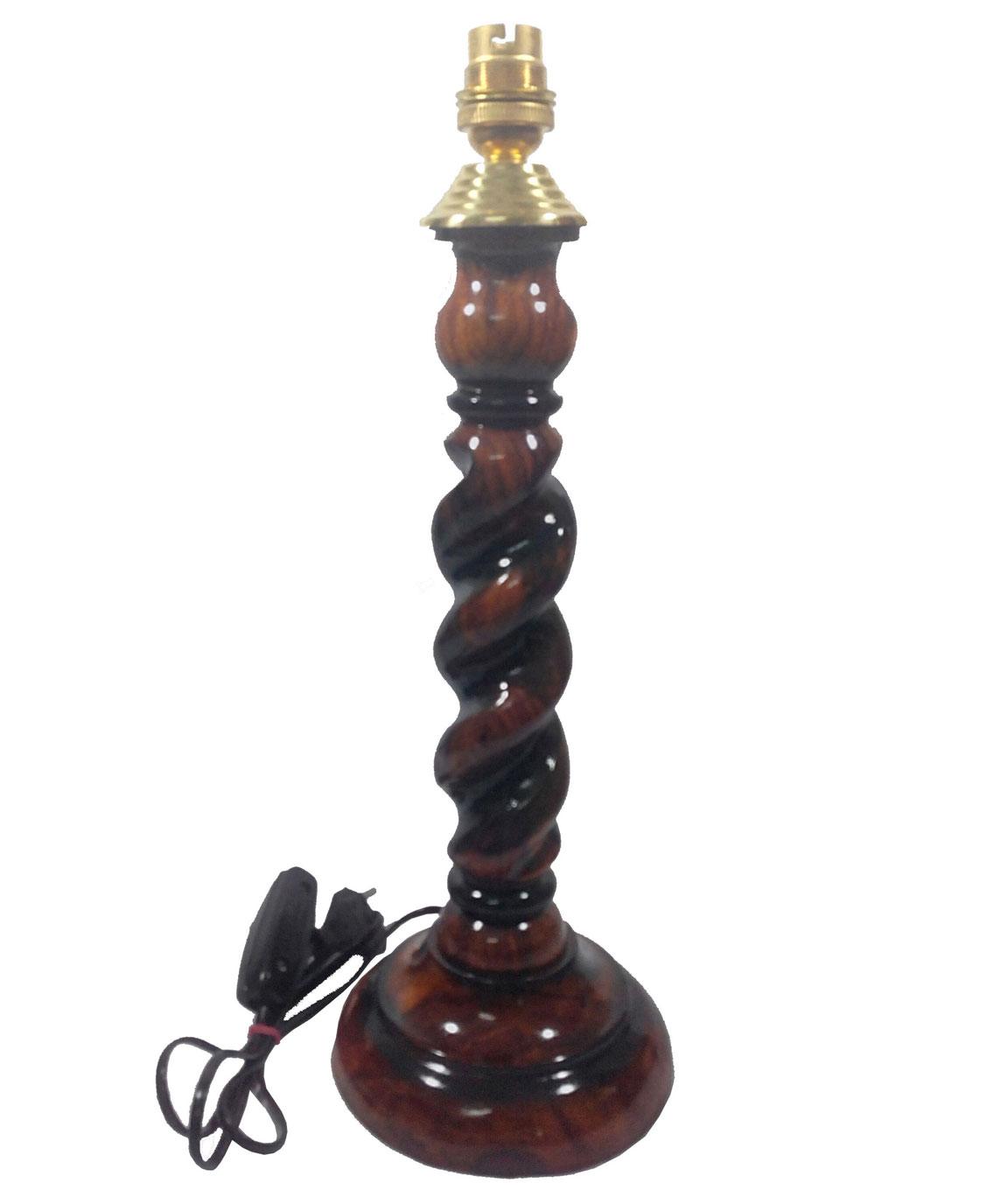 RDC Wooden Designer Table Lamp