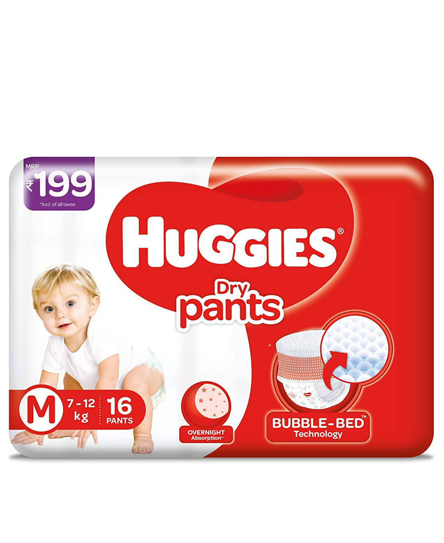 Huggies M 16