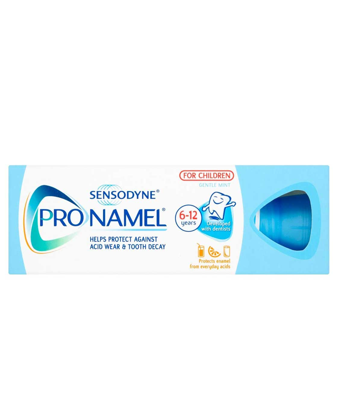 Sensodyne Pronamel Toothpaste for Kids 6-12 Years Enamel Care 50 ml