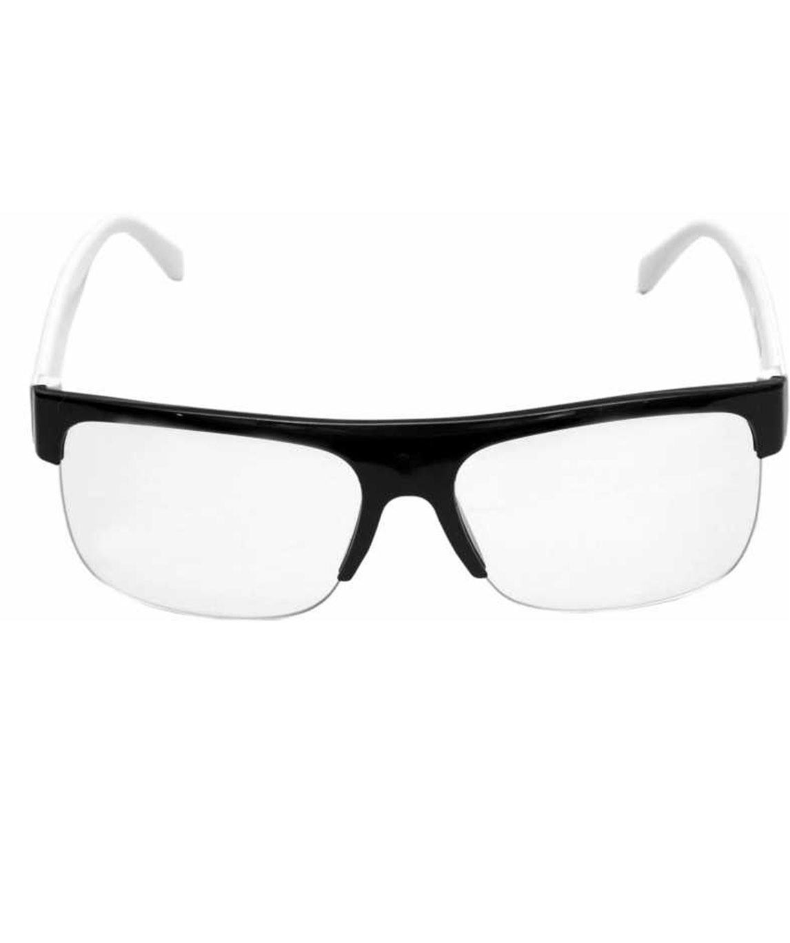 SPECTACLE SUNGLASSES (55) (CLEAR)