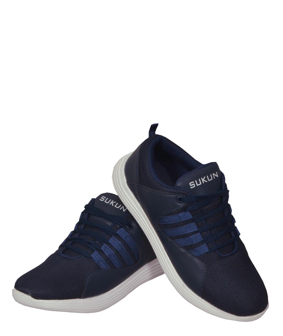 Sukun Blue Sport Shoes
