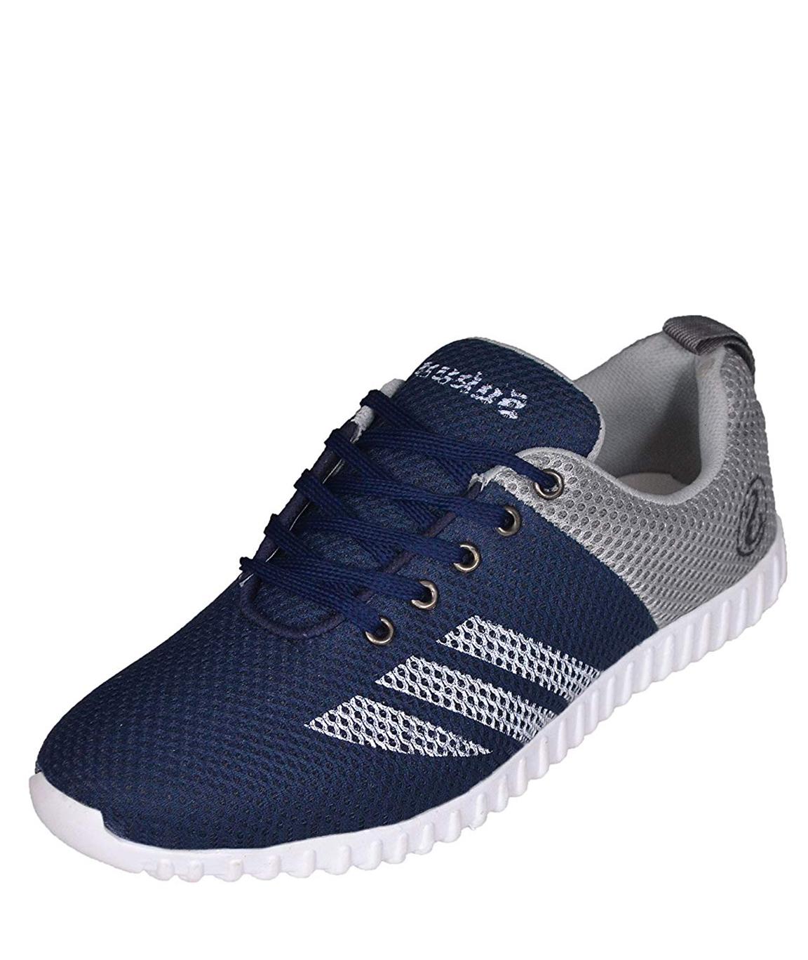 Sukun Blue Casual Shoes
