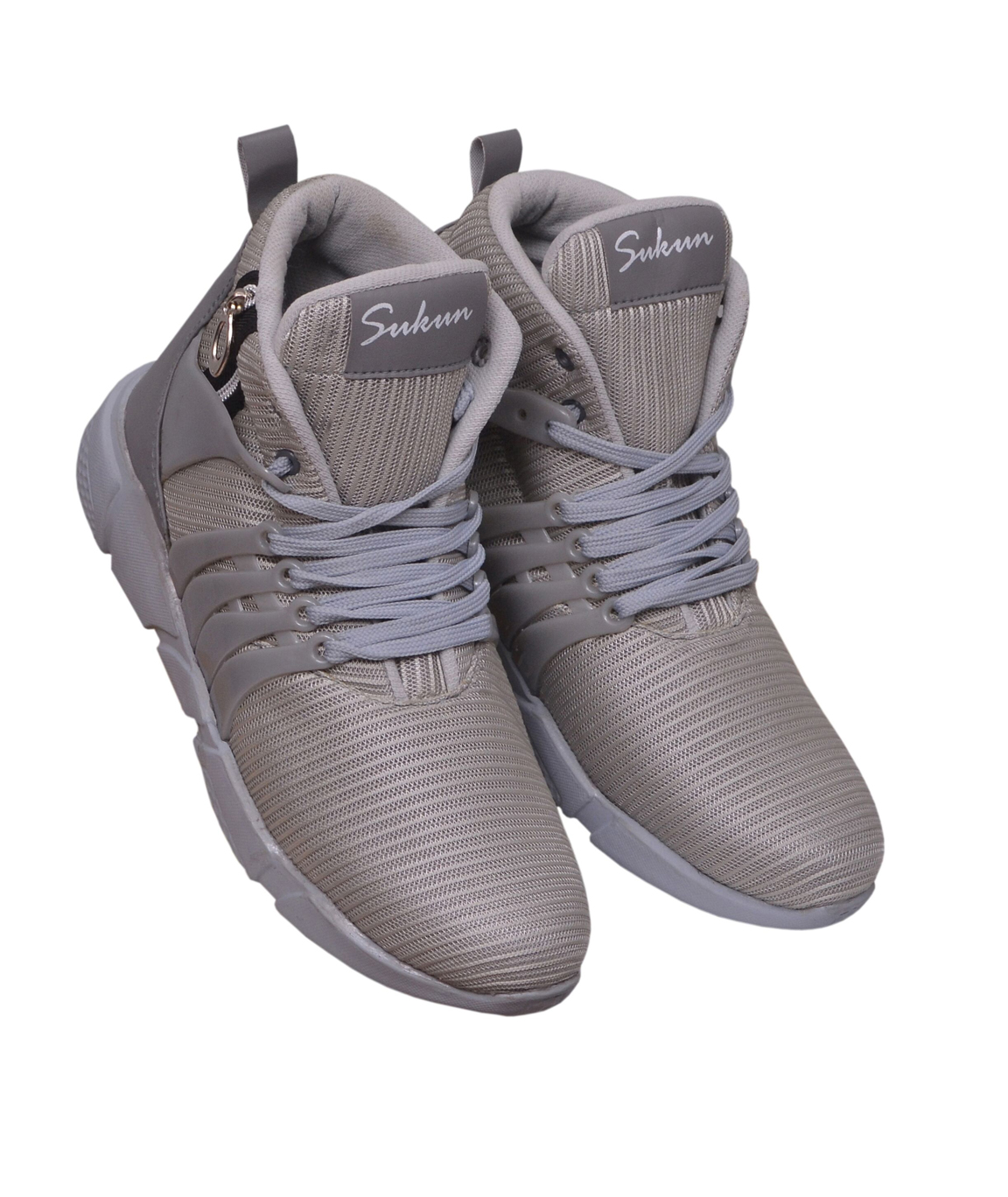 SukunSports Sneaker Shoes-GREY
