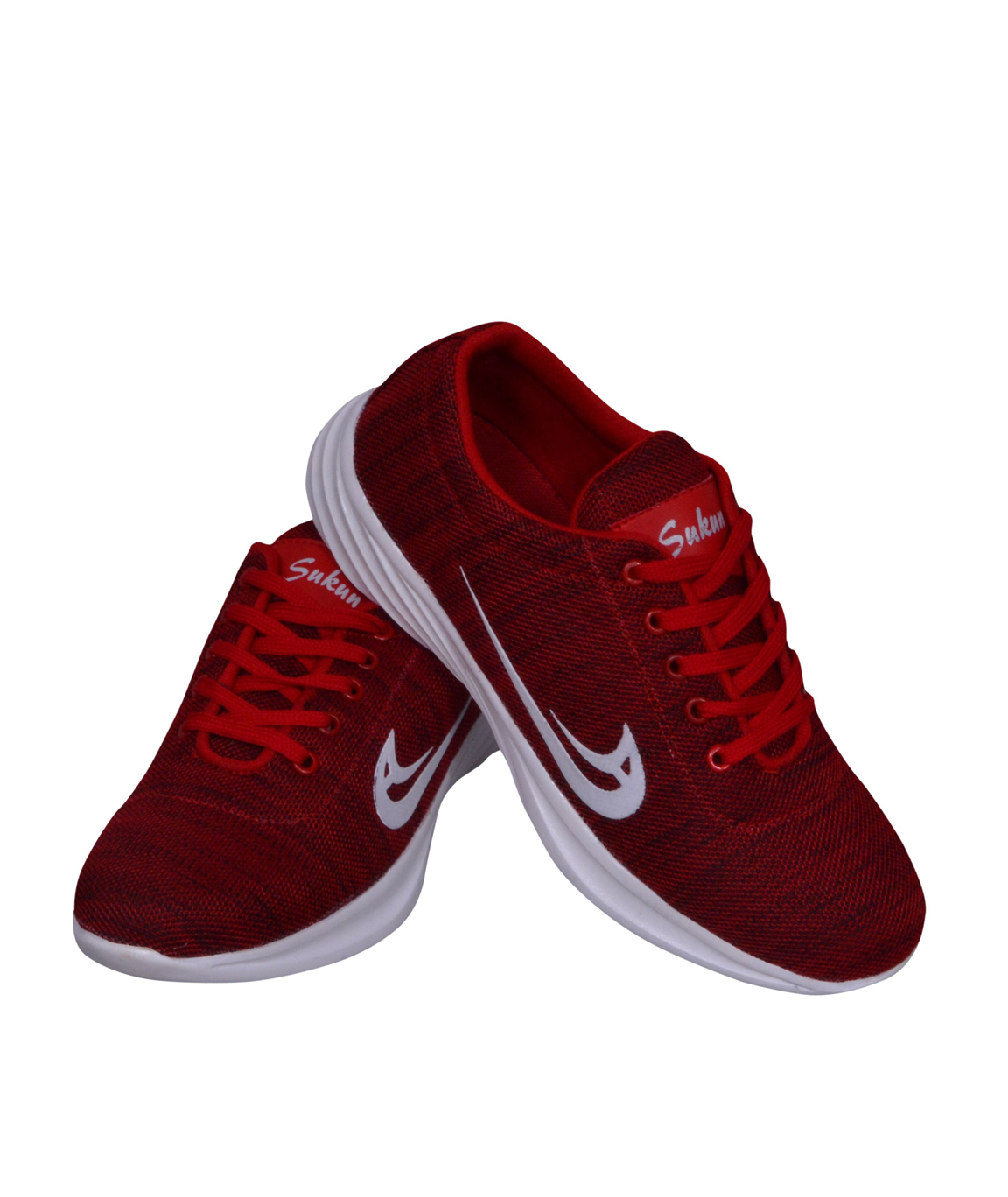 SukunSports Sneaker Shoes-RED