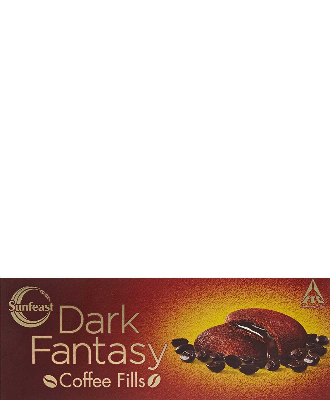 Sunfeast Dark Fantasy Coffee Fills 75 g
