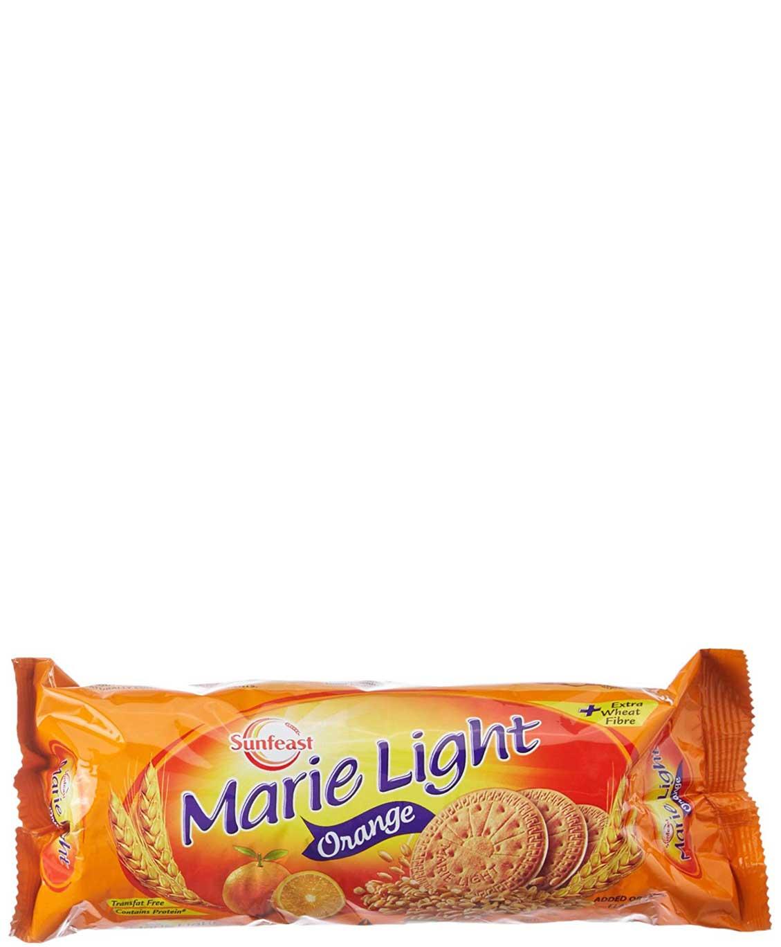 Sunfeast Marie Light Orange 120 g