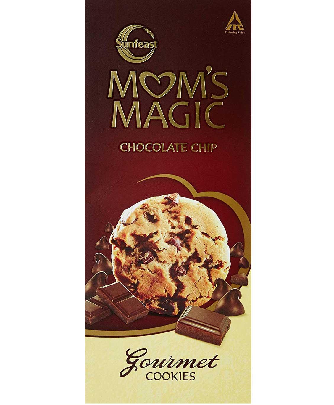 Sunfeast Mom`s Magic Choco Chip 100g