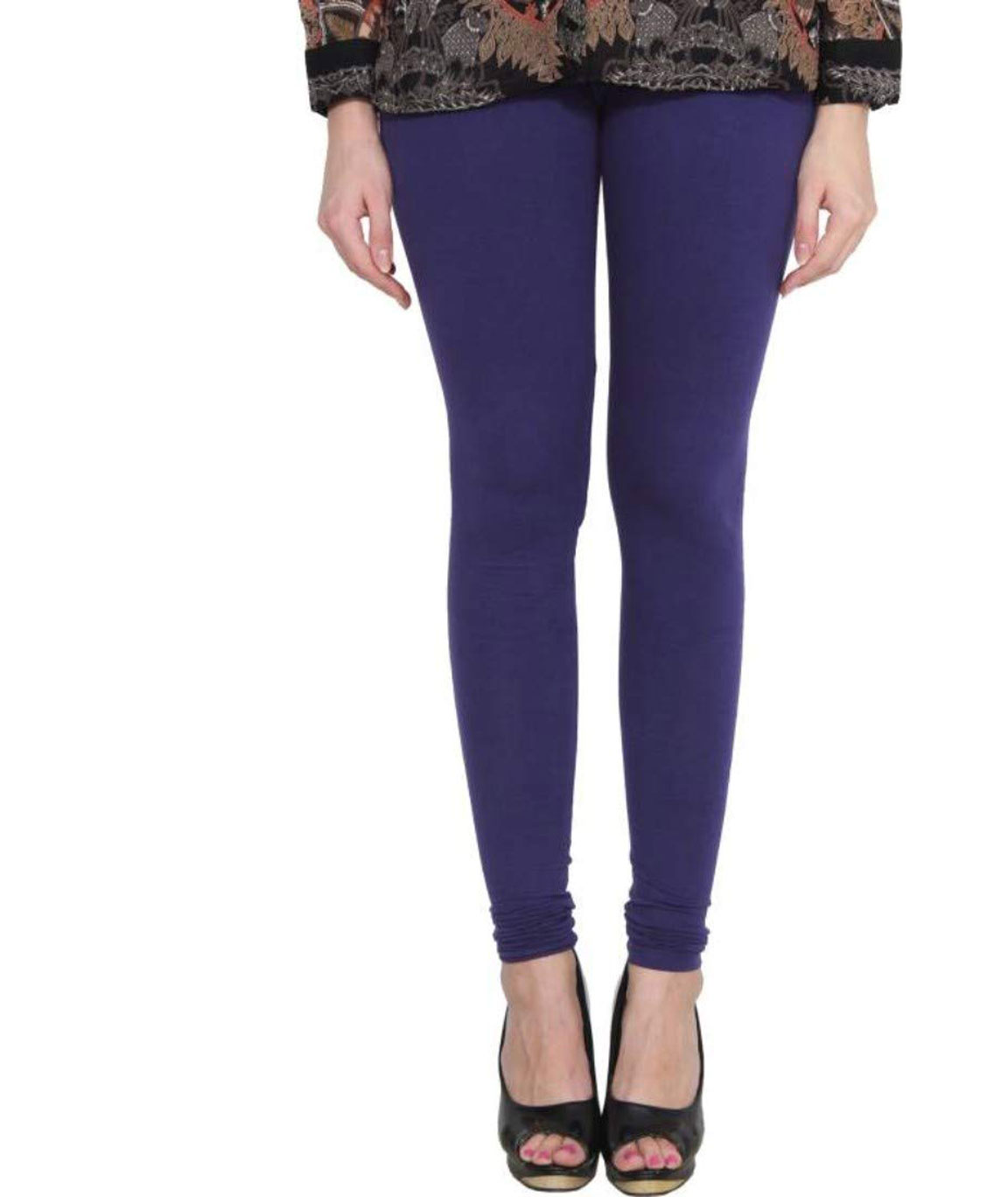 Swag Wear Churidar Legging(navy blue)