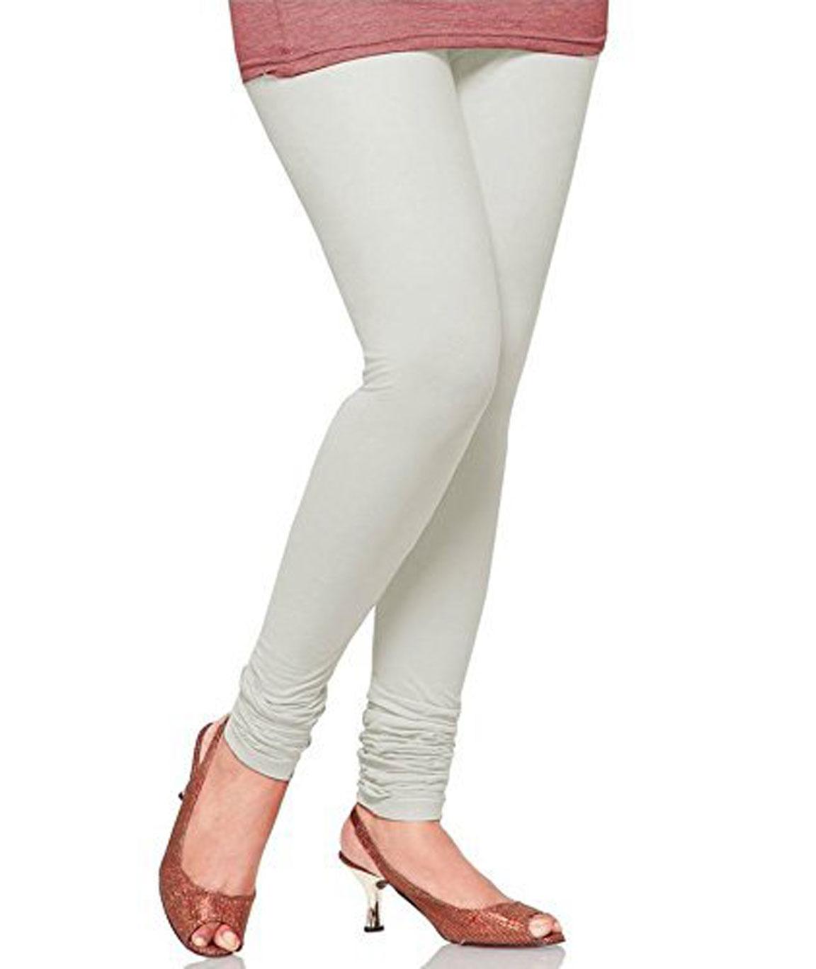 Swag  Women`s Free size Leggings(white)