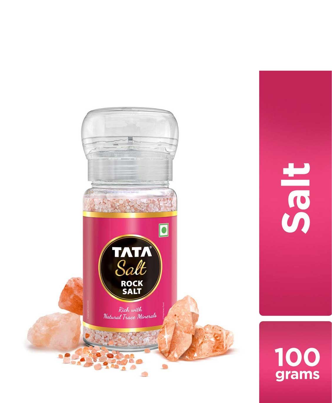 Tata Rock Salt 100g