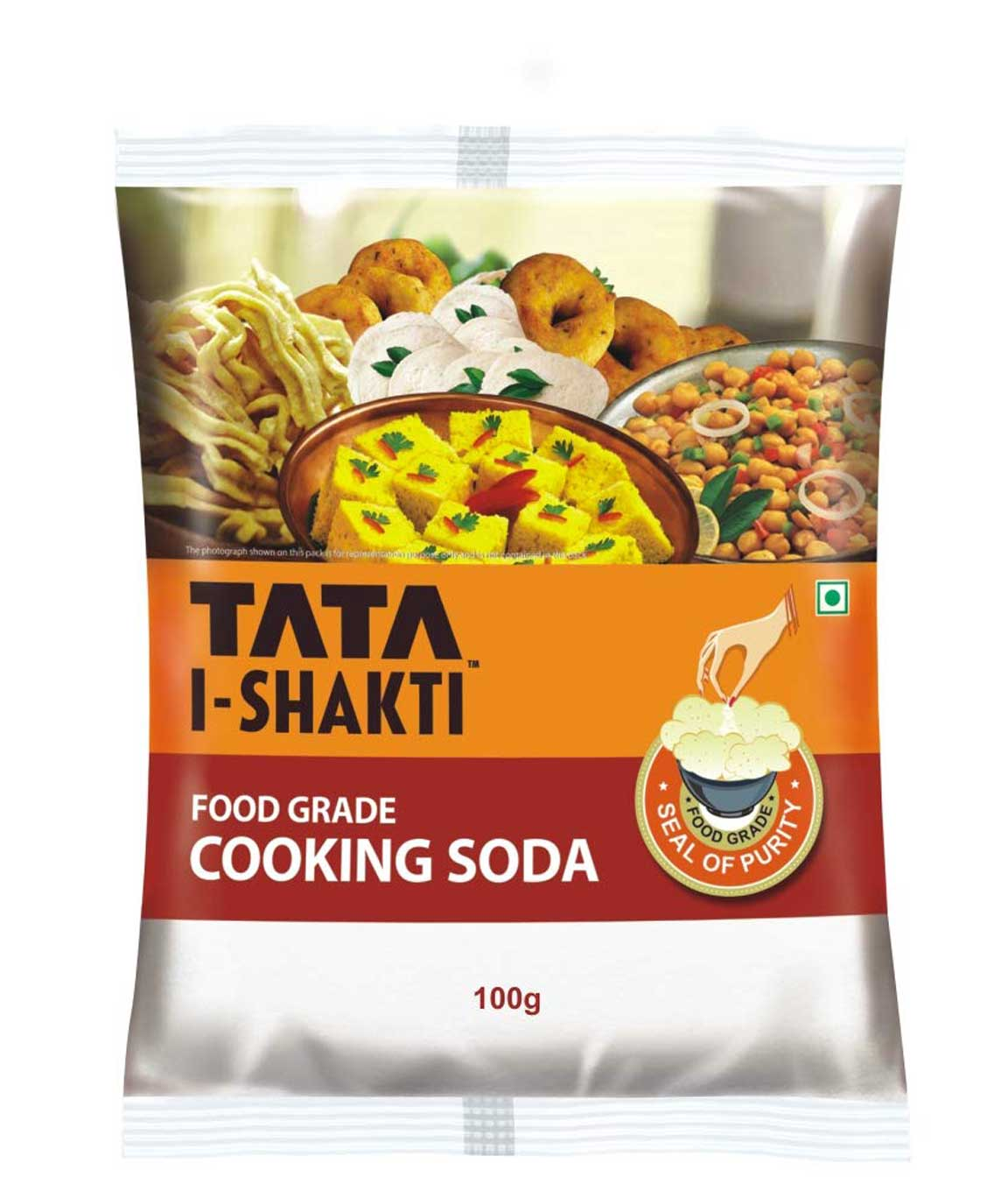 Tata Sakti Cooking Soda 100 gm