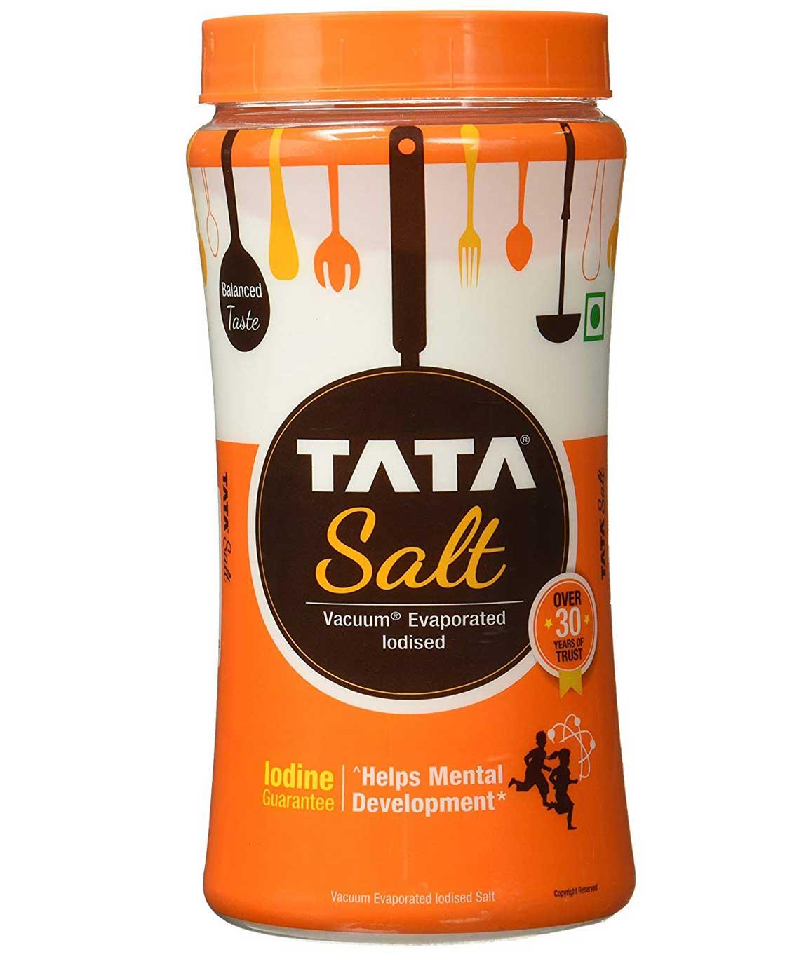 Tata Salt Pet Jar, 1kg