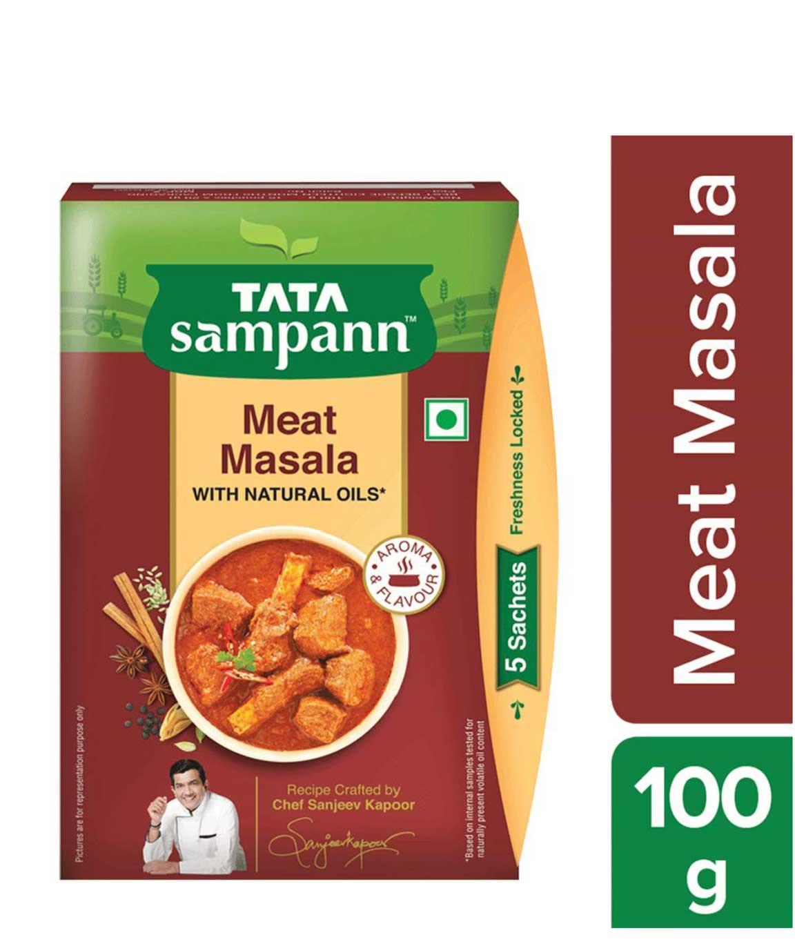 Tata Sampann Meat Masala, 100gm