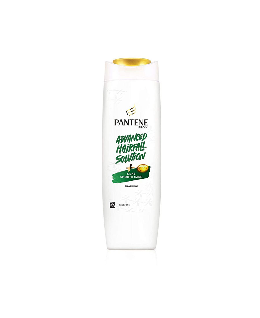 Pantene advance hair fall solution silky smooth care shampoo 180 ml