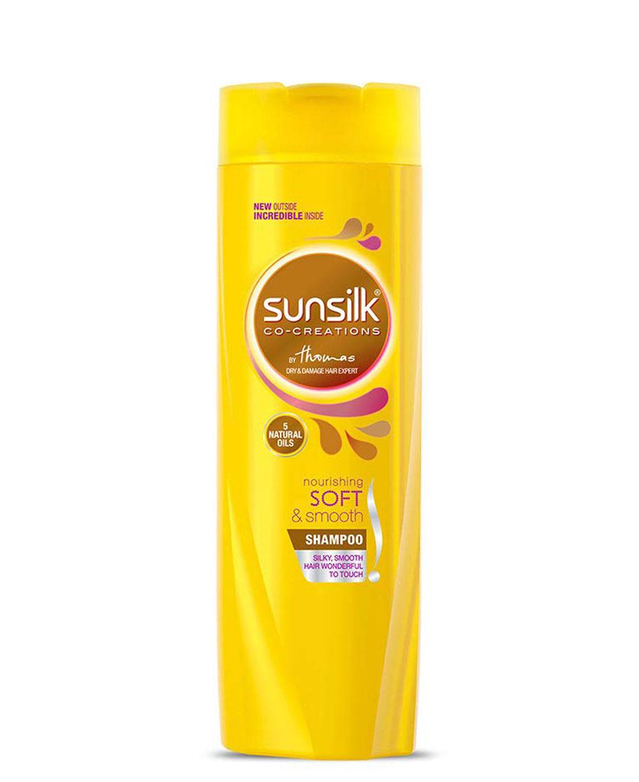 Sunsilk co-creation nourishing soft &smooth 340 ml