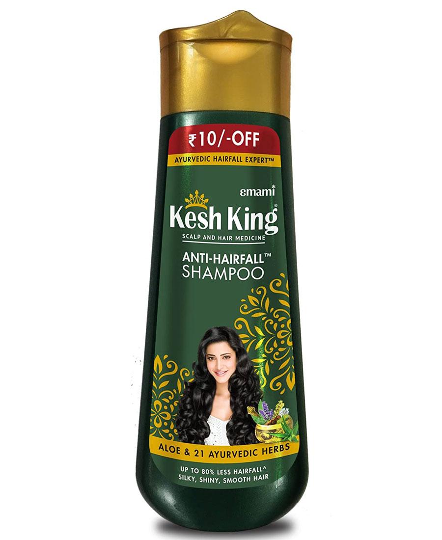 Kesh king damage repair shampoo 80 ml