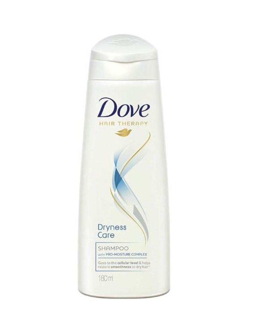 Dove dryness care shampoo 180 ml