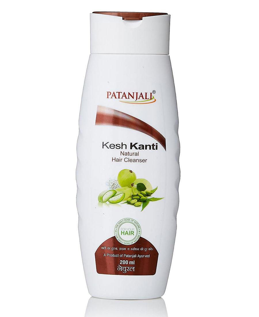 Patanjli kesh kanti natural hair cleanser 200 ml