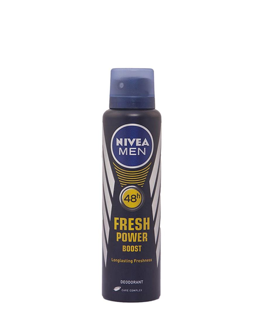 Nivea men fresh power boost  150 ml