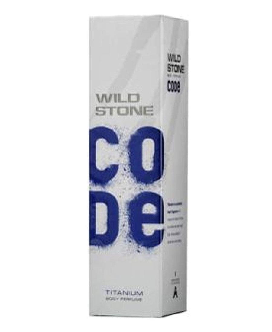 Wild stone code 120 ml