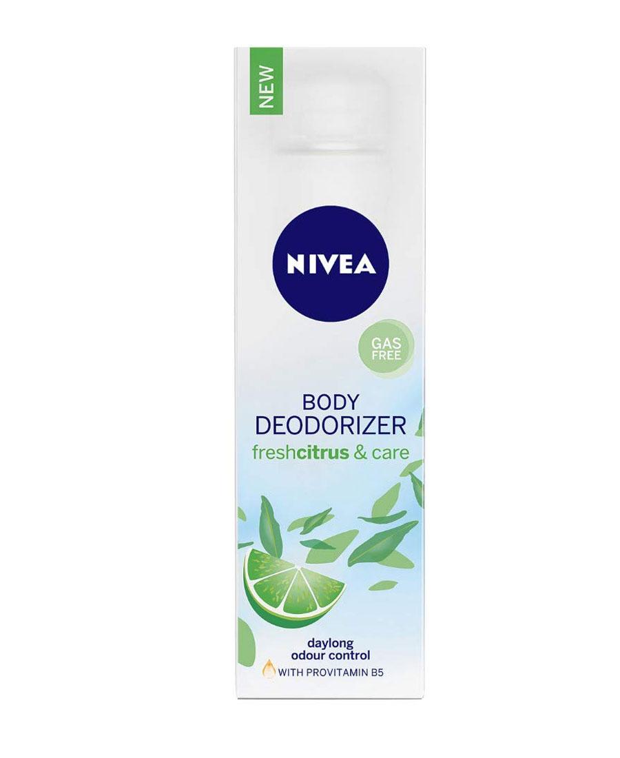 Nivea body deodorizer fresh citrus & care 120 ml