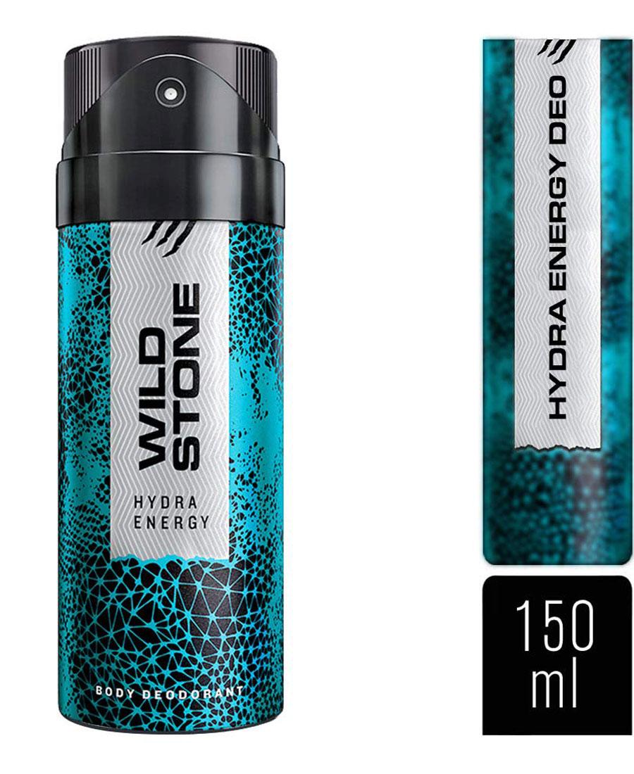 Wild stone hydra energy deodrant 150 ml