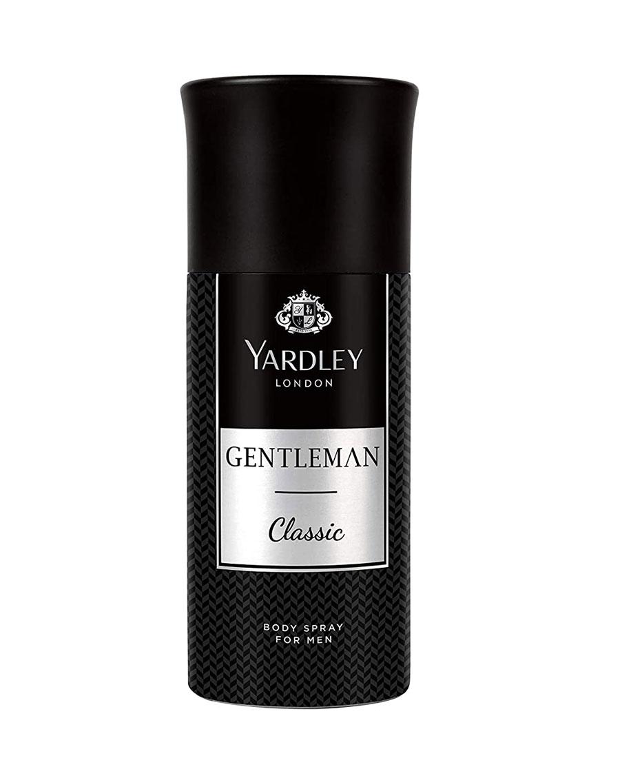 Yardley gentlemen classic body spray 150ml