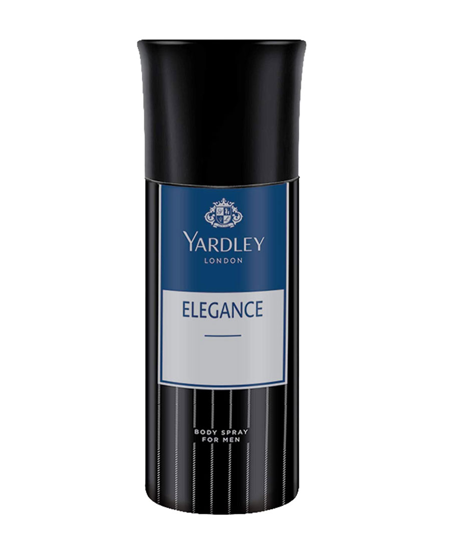 Yardley elegance  body spray 150ml