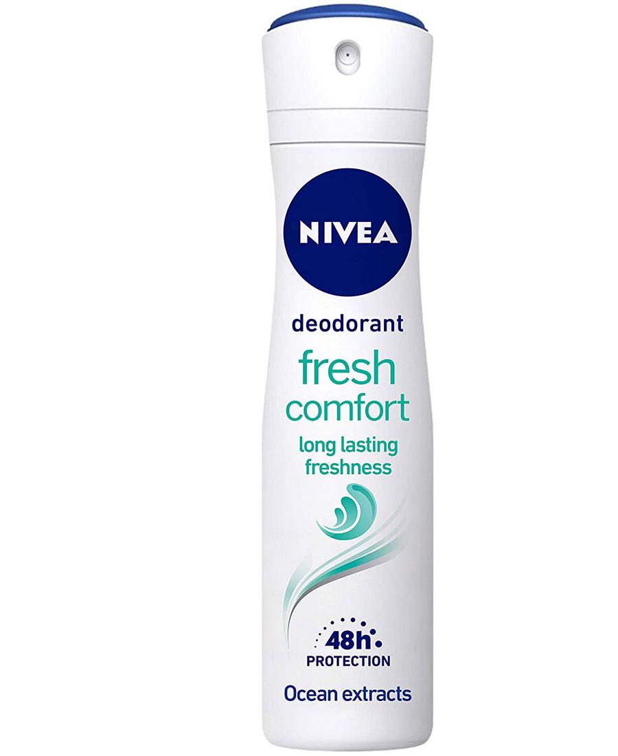 Nivea deodrant fresh comfort 150 ml