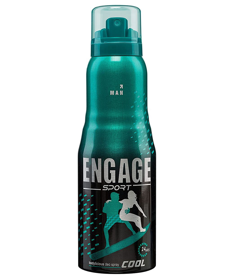 Engage sport cool 165 ml
