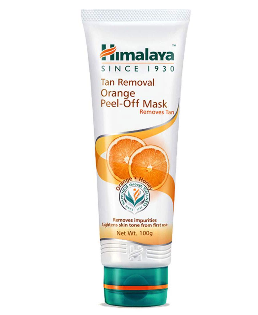 Himalaya tan removal orange peel of mask 100gm