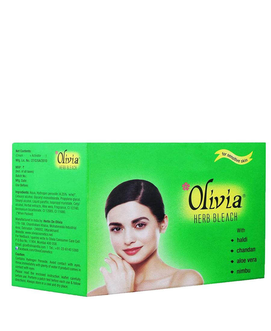 Olivia herbal bleach 15gm