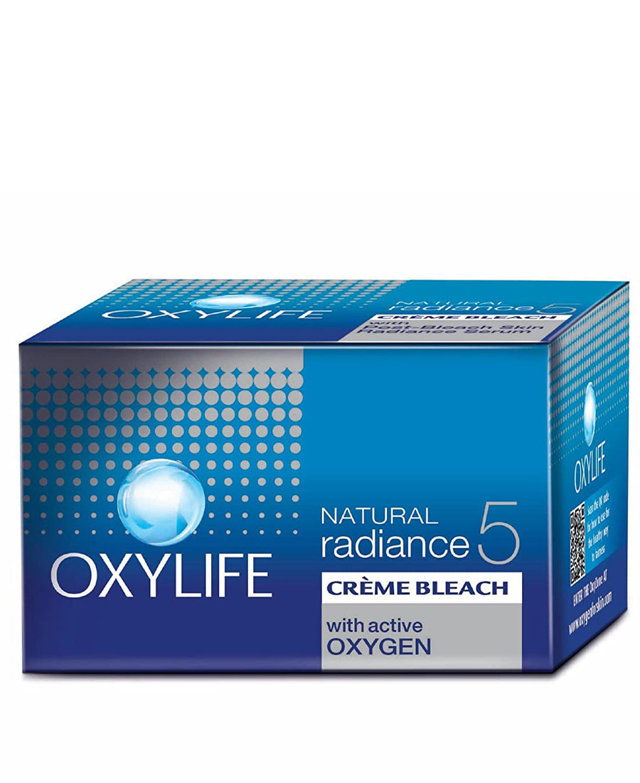 Oxylife natural radiance 27gm