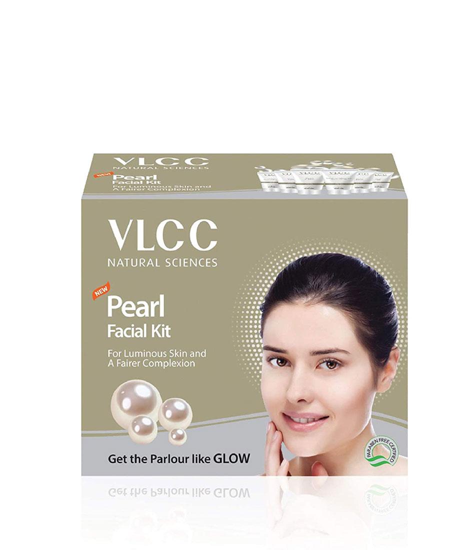 Vlcc pearl facial kit 60