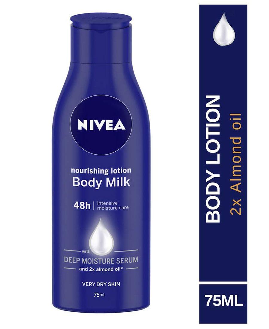 Nivea body milk 75 ml