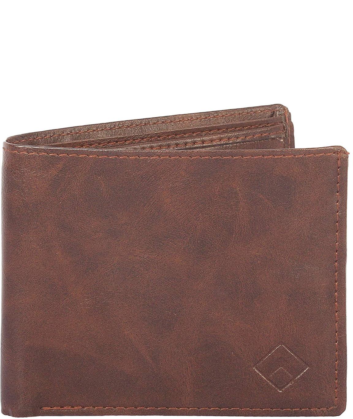 Urban alfami Synthetic Brown Men`s Wallet